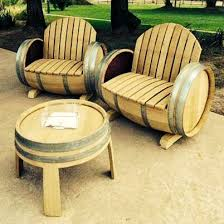119 best wine barrel projects images on diy board and