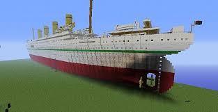 Brittanic Sinking by Hmhs Britannic By Pepsi4815162342 U0026 Xxjakinatorxx Minecraft