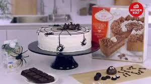 coppenrath wiese kuchenkult verwandle die schokoladen sahne in eine spinnen torte