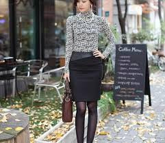 Fashion Womens Winter Slim Hip Knee Length Pencil Skirt Camel Black Color High Waist Leather Belt Career Skirts In From Clothing