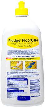 amazon com pledge floorcare wood squirt mop lemon 27 oz