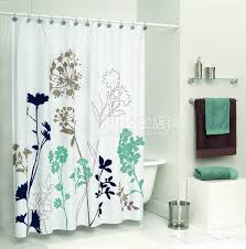 Royal Blue Bath Sets by European Style Luxury Bathroom Shower Curtain Curtain Beige Hand