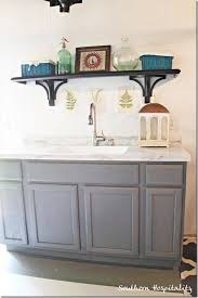 Karran Undermount Bathroom Sinks by Karran Sink And Formica Countertop Southern Hospitality