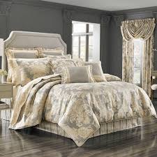 J Queen Luxembourg Curtains by J Queen New York Rialto Comforter Set Bed Bath U0026 Beyond