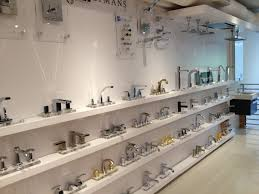 Aquabrass & Altmans Display at our new showroom in the Miami