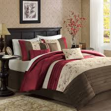 Walmart Com Bedding Sets by Red And Brown Comforter Sets Home Design And Decoration