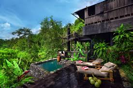 100 Bali Tea House Hotel Review Capella Ubud Travel Weekly