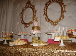 Pink And Gold Birthday Themes by A Poppin U0027 30th Birthday 24 7 Events