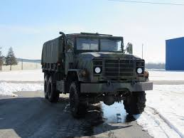 100 6x6 Military Trucks For Sale AM GENERAL Commercial