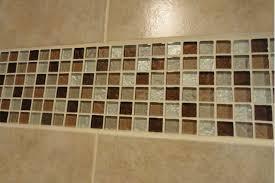Bathroom Mosaic Mirror Tiles by Elegant Bathroom Mosaic Tile Ideas Related To Home Design Ideas