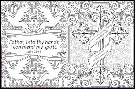 Unusual Christian Coloring Book Pages With Quotes