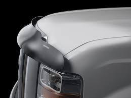 Chevy Colorado Weathertech Floor Mats by Weathertech Stone U0026 Bug Deflector Hood Shield Chevy Colorado