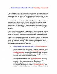 Collection Of Solutions Strong Resume Headline Examples Best Career Objective How To For Headlines