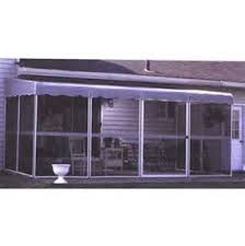 Patio Mate Screen Enclosure by Patio Mate 12 Panel Screen Enclosure 29122 White With Gray Roof