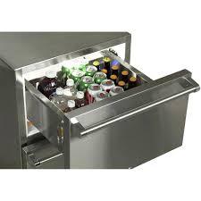 Undercounter Refrigerator Freezer Drawers Uline 24 Inch Under