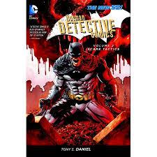 Batman Detective Comics Vol 2 Scare Tactics The New 52