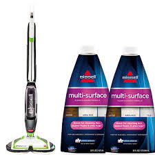 bissell spinwave hard floor spin mop and multi surface formula