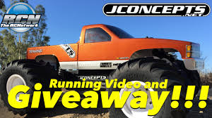 Giveaway AND Running Video - JConcepts Traxxas Slash Monster Truck ... Monster Jam Hits Salinas Kion Truck Easily Runs Over Pile Of Junk Cars Bigfoot Stock Video Game Mud Challenge With Hot Wheels Truck Warning Drivers Ahead Trucks Visit Thornton Public The Maitland Mercury Video Raminator Monster Revs Up Crowd At Bob Brady Auto Crush It Nintendo Switch Games Destruction Police 3d For Kids Educational Destroyer Children Running Ripping Redcat Racings Landslide Xte Dennis Anderson Recovering After Scary Crash In The Grave Digger