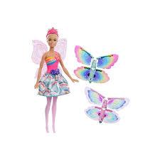 Barbie Dreamtopia Flying Wings Fairy Doll BIG W