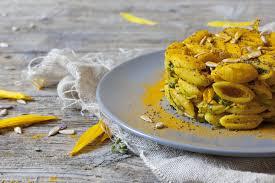 recette salades de pâtes au curry