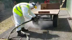 Dustless Tile Removal Houston by Dustless Blasting Mgl Contract Services Youtube