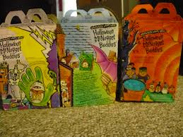 Mcdonalds Halloween Pails Ebay by Mcnugget Buddies Jasonvorhees U0027s Blog