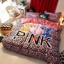 Winter Brand VS Secret Pink Soft Print Fashion Velvet Victoria