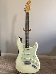 NGD FENDER Road Worn 60s Stratocaster Guitars