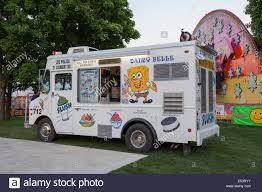 100 Icecream Truck An Ice Cream At The Sound Of Music Festival At Spencer Smith