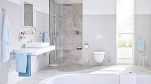 tesa deluxxe ablage für das badezimmer 60cm metall verchromt milchglas inkl klebelösung hohe belastbarkeit 50mm x 600mm x 118mm