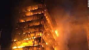 100 San Paulo Apartments Phoenix At Least 1 Dead After Fire Engulfs Sao Building KTLA