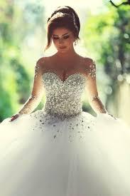 top 25 best rhinestone wedding dresses ideas on pinterest 2016