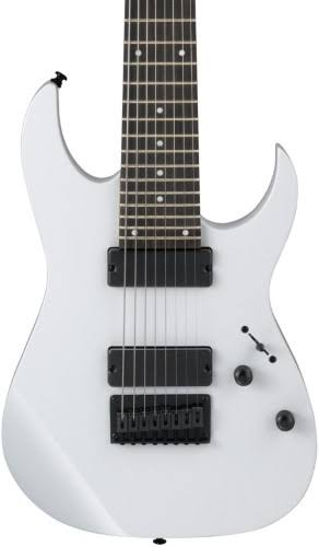 Ibanez RG8 8 String Electric Guitar White