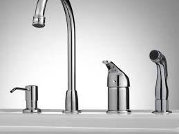 2 Handle Kitchen Faucet With Spray by Marvelous Kitchen Widespread Faucet And 48 At Metrojojo