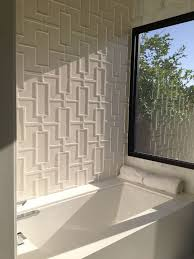 our studio moderne fretwork pattern beautiful walker zanger tile