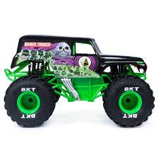 100 Monster Truck Remote Control Spin Master Jam Jam Official Grave Digger