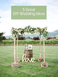 Decorated Wedding Arches Arch Ideas For Rustic Themed Weddings Decorate With Fabric