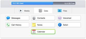 Transfer Calendar Events from iPhone & iPad to puter · iExplorer