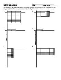 algebra tiles factoring polynomials by heidi matson tpt