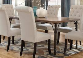 Pier One Parsons Chair by Dining Room Tufted Dining Room Sets With Charming Tufted Dining