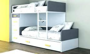 bureau superposé lit mezzanine avec bureau ikea lit superpose ikea blanc lit