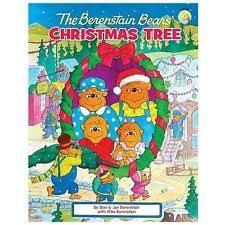 Berenstain Bears Christmas Tree 1980 by The Bears Christmas Book Ebay