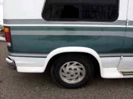 1992 Ford Econoline Conversion Van For Sale On Ebay