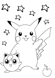 Print Pokemon Coloring Pages H2261 To Cute