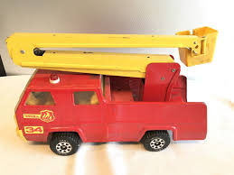 Vintage Tonka Snorkel Metal Fire Truck No. 34 And 11 Similar Items