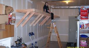 29 plans for 2x4 garage shelves woodwork 2x4 storage shelf