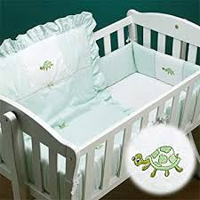 Amazon Baby Doll Bedding Gingham Mini Crib Port a Crib