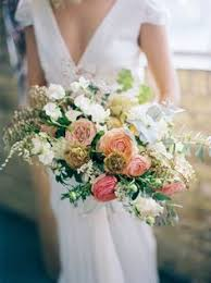 Pink & Coral Country Wedding at Crabbs Barn Es with Enzoani