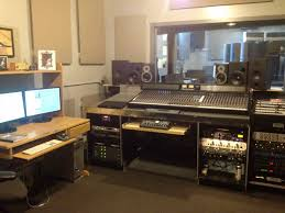 100 Studio 101 E Control Room New Orleans