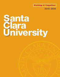 Cal Grant Income Ceiling 2014 by Putting It Together Undergraduate 2015 16 By Santa Clara
